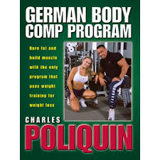 German body comp training
